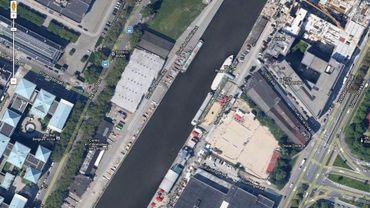 La Région bruxelloise soutient le Port pour l'acquisition d'un terrain de 6,5 hectares pour créer une plate-forme d'embarquement de voitures d'occasion pour le port d'Anvers.