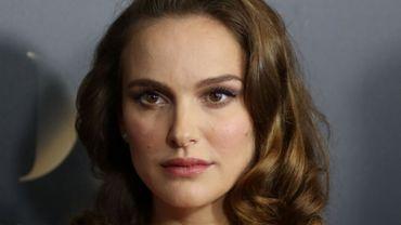 """Natalie Portman retrouve un drame avec """"Pale Blue Dot"""", deux ans après """"Jackie"""" qui lui avait valu une nomination aux Oscars."""