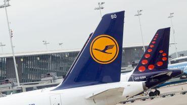 Lufthansa détient déjà 45% de Brussels Airlines.