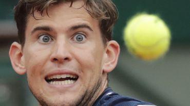 Thiem, impérial face à Zverev, file en 1/2 de Roland Garros