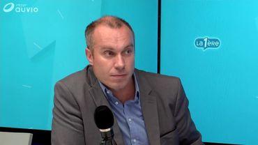 François Gemenne, spécialiste des questions de géopolitique de l'environnement.