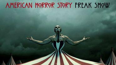 """""""American Horror Story : Freak Show"""" est nommé dans la catégorie Mini-série"""