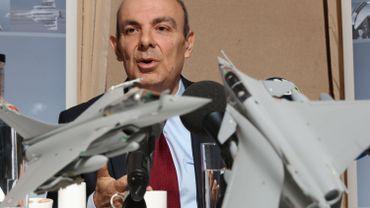 Éric Trappier, le PDG de Dassault.