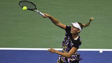 Elise Mertens reprend la saison en Chine, en simple et en double