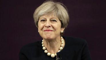 La Première ministre britannique Theresa May à Londres, le 11 juillet 2017