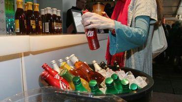 Les sodas XXL bientôt interdits