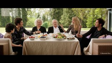 """""""Ma mère est folle"""" de Diane Kurys, avec Fanny Ardant et Vianney, a reçu 80000 euros. Cette production a rapporté 894 221 euros."""