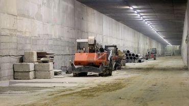 Les tunnels Loi, Cinquantenaire et Tervueren fermés pendant trois mois pour cause de travaux