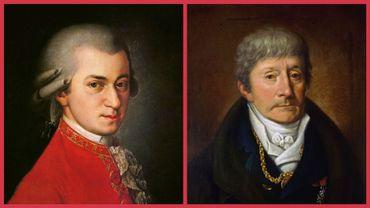 Réconcilier Mozart et Salieri, ennemis de toujours, par leurs concertos au piano