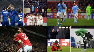 Les qualifiés, les éliminés: l'Europa League a rendu tous ses verdicts