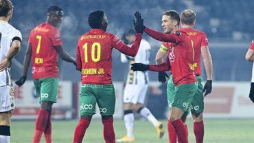 Pro League: Charleroi s'incline à Ostende après un duel spectaculaire et riche en buts