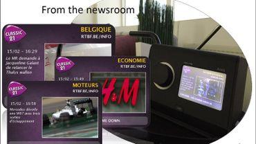 La DAB+ fait entrer les méta-informations dans les radios
