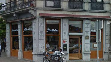 La Paix, rue Ropsy Chaudron, à Anderlecht