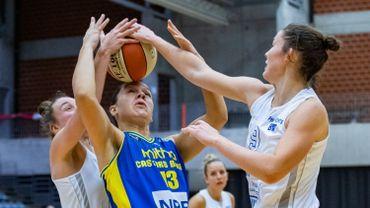 Basket : La D1 dames planifie une reprise pour mi-décembre, soumise encore à l'accord des autorités