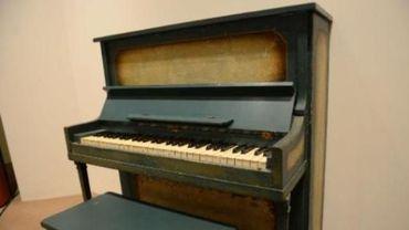 """Le piano de """"Casablanca"""" aux enchères à New York"""
