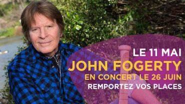 Vos places pour John Fogerty