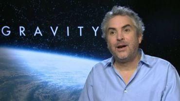 Alfonso Cuaron, réalisateur de Gravity
