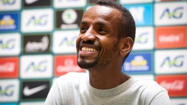 """Abdi, invité sur le 5.000 mètres au Van Damme: """"Un honneur pour moi de disputer le Memorial"""""""