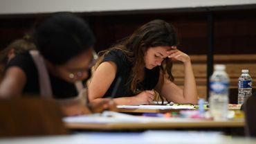 Blocus : le CPAS de Bruxelles ouvre 250 places dans 4 salles d'étude