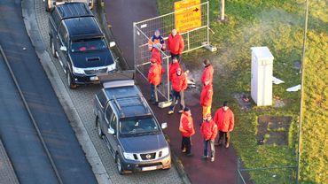 """Limbourg et Anvers: la grève """"tourne"""" aussi en Flandre"""