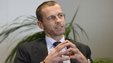 L'actuel président de l'UEFA Aleksander Ceferin seul candidat à sa succession