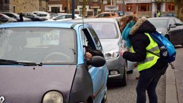 38 arrestations administratives dans le cadre d'une action des gilets jaunes à Mons