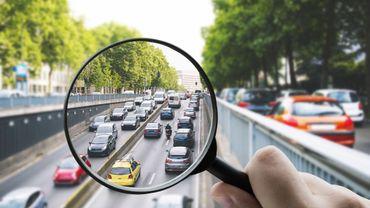 Fréquentation des routes belges : trafic en légère augmentation