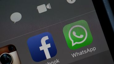 Le réseau social Facebook a racheté WhatsApp pour 22 milliards de dollars en 2014.