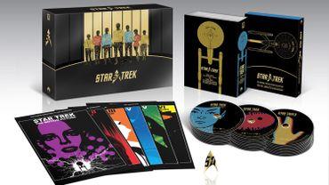 Coffret 50 ans Anniversaire Star Trek