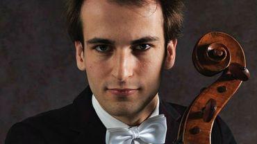 """Le violoncelliste Christof Croisé remporte le Prix """"Jeune Soliste"""" des Médias francophones publics"""