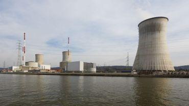 Le réacteur nucléaire de Tihange 1 à l'arrêt jusqu'au 24 juillet pour révision