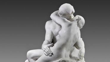 """""""Le Baiser"""" (1881-1882) par Auguste Rodin"""