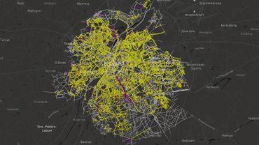 Seules 6 % des rues bruxelloises portent des noms de femmes