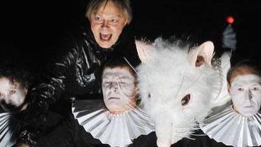 Hamlet mes O Klorsunovas