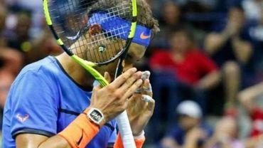 US Open - Rafael Nadal tombe de haut en 8e de finale