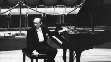 Vladimir Horowitz en concert à Amsterdam le 26 Novembre 1986