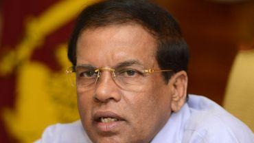 """""""Pour beaucoup de ces gens, la question principale était l'absence de terre. Nous allons le résoudre"""" a déclaré le président Sri Lankais Maithripala Sirisena."""