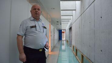 Philippe Hooreman, chef de corps de la zone de police du Tournaisis.