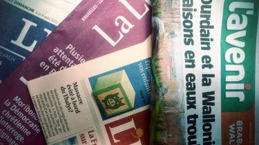 L'aide à la presse francophone approuvée mercredi en gouvernement