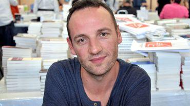 BEGAUDEAU François au 25ème Festival du Livre de Mouans-Sartoux en 2012
