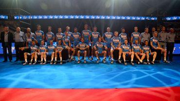 L'équipe Wanty-Groupe Gobert
