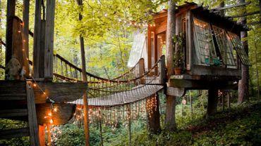 """""""Secluded Intown Treehouse"""" près d'Atlanta (Etats-Unis)"""
