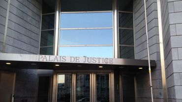 Liège: le terroriste verviétois Redwane Hajaoui condamné à cinq ans de prison (photo: Palais de Justice de Liège)