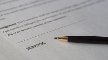 Désormais, plus besoin de signer un contrat papier.
