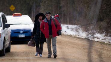 La fermeture de la frontière entre les Etats-Unis et le Canada prolongée jusqu'au 21mars