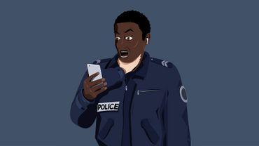 """Le podcast """"Gardiens de la paix"""", une immersion dans l'univers raciste de la police de Rouen"""
