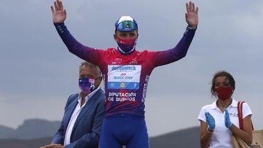 Impérial au Tour de Burgos, Remco Evenepoel s'est érigé en candidat crédible pour le Giro