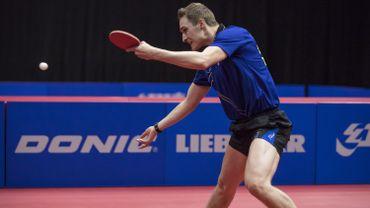 Pour le pongiste Cédric Nuytinck, le premier match va être déterminant