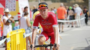 Kenneth Vanbilsen prolonge chez Cofidis