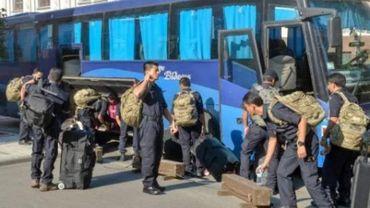 Les derniers enquêteurs encore sur place quittent l'Ukraine.